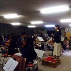 関西学院大学 クラシックギター部様、夏合宿お疲れさまでした。