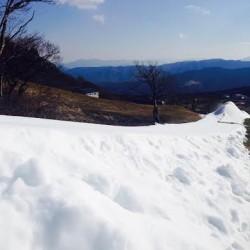 ハチ高原スキー場まもなくオープンです