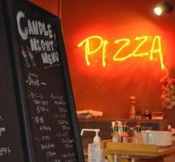 ハチ高原スキー場の本格ピザレストラン「カフェテリアシーズ」 キャンドルナイトのご案内