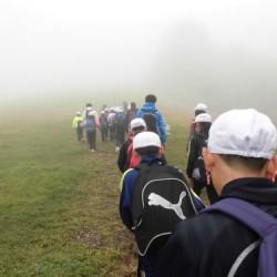 鉢伏登山とキャンプファイヤー