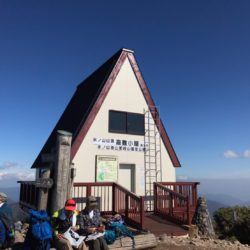 氷ノ山登山研修に行ってきました