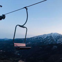 ハチ高原スキー場、今週末がラストです!!