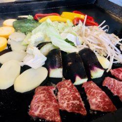 『夏限定!BBQプラン』