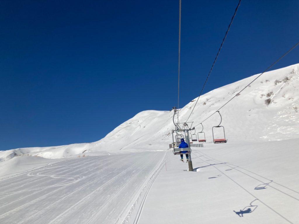 ハチ高原 スキー スノボ ゲレンデ